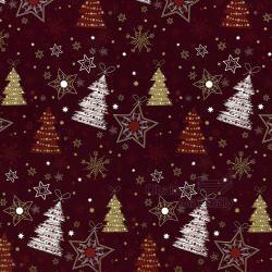 Vánoční balící papír - arch 70*100cm - motiv 28273