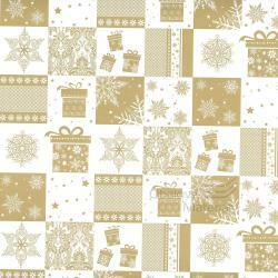 Vánoční balící papír - arch 70*100cm - motiv 28276