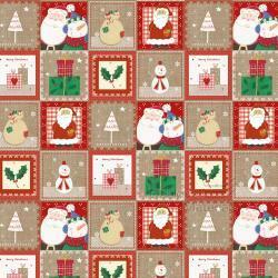 Vánoční balící papír - arch 70*100cm - motiv 40834