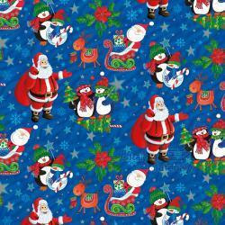 Vánoční balící papír - arch 70*100cm - motiv 40836