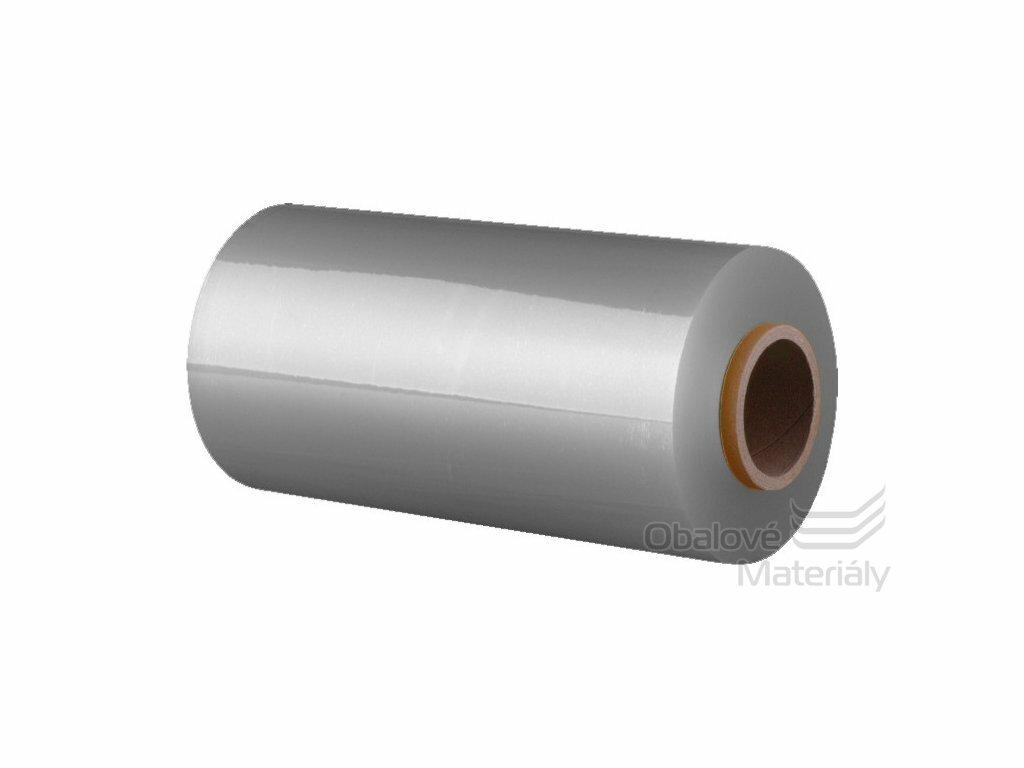 Teplem smrštitelná folie BE PVC, 400 mm, 15 my, 1335 m