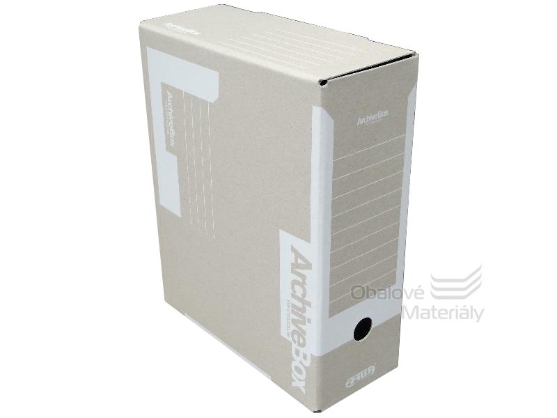Archiv box A4 110mm - bílý