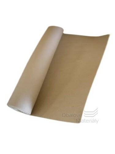 Balící papír v roli šíře 50 cm, návin 25 m - recykl.