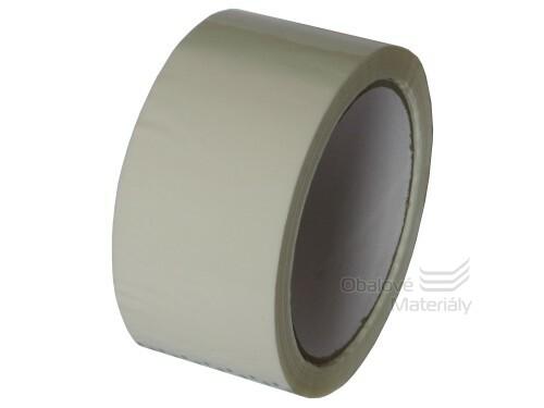 Lepící páska 48mmx66m bílá