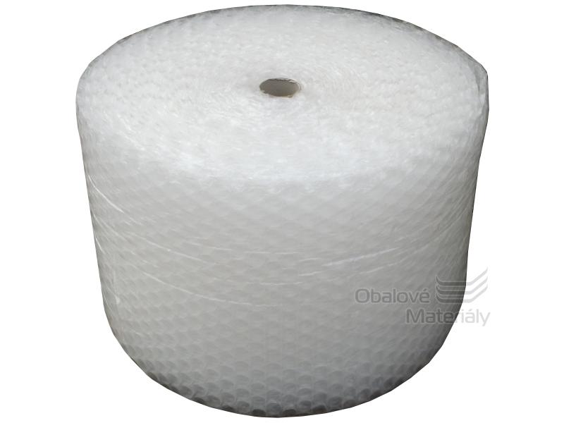 Bublinková fólie - velké bubliny, průměr 3 cm, role 50cm*50m