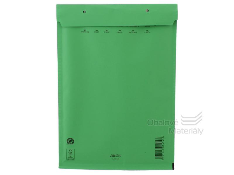 Bublinková obálka G17 EXTRA,  230*340 mm - zelená
