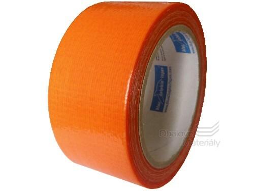 Fasádní páska 48 mm * 20 m, oranžová