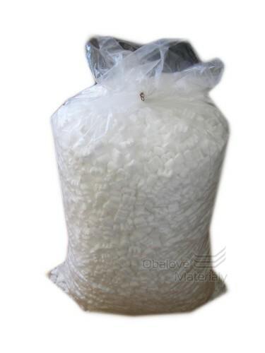 Flo-Pak fixační tělíska White - balení 80l