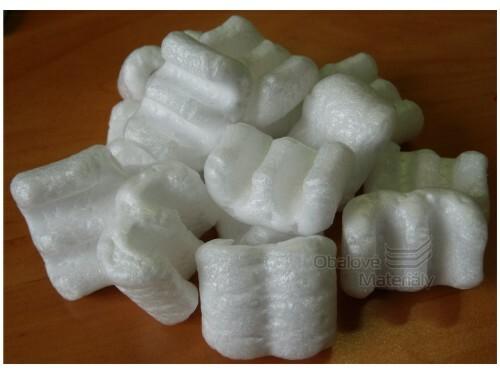 Flo-Pak fixační tělíska - extrudovaný polystyrén 8