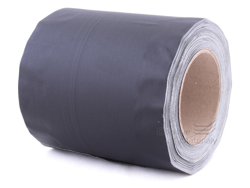 Universální páska na kabely TUNEL 145 mm*30 m, černá MATNÁ standard kvalita