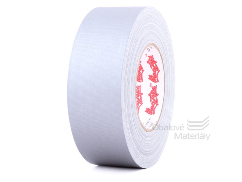 Universální lepící páska 50 mm*50 m, stříbrná MATNÁ top kvalita