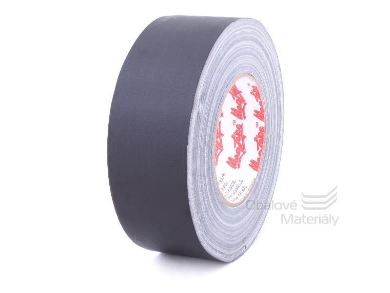 Universální lepící páska 50 mm*50 m, černá MATNÁ top kvalita