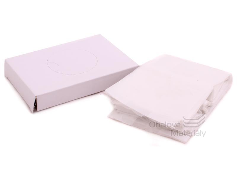 Hygienické sáčky v krabičce, balení 30 ks