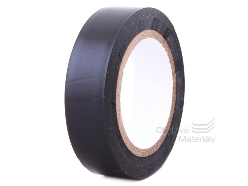 EMOS Izolační páska PVC 15/10 černá
