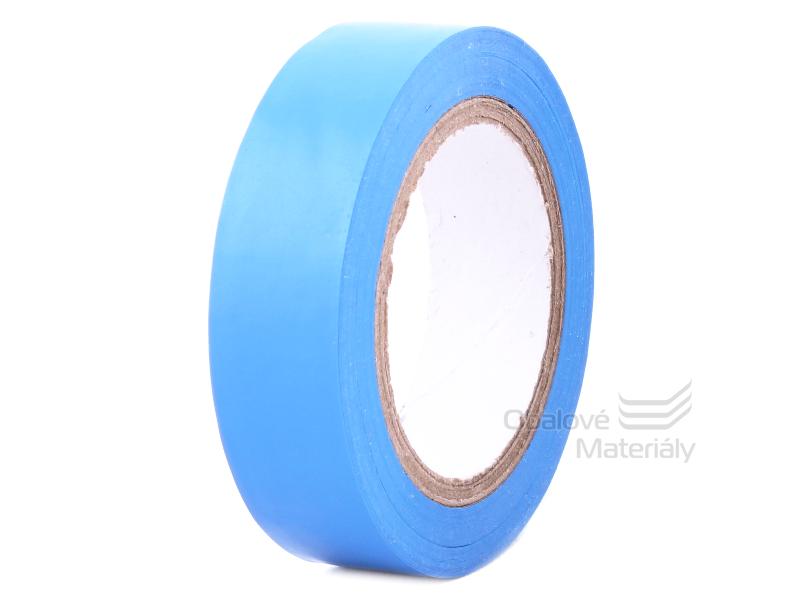 EMOS Izolační páska PVC 15/10 modrá