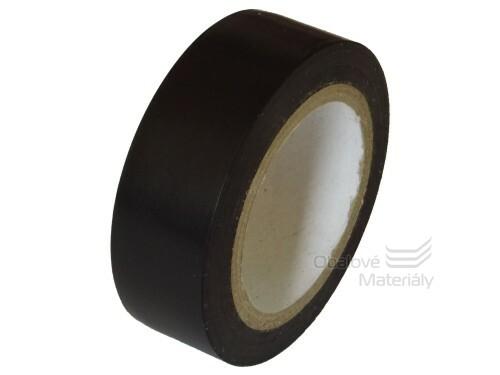 Izolační páska PVC 15/10 černá