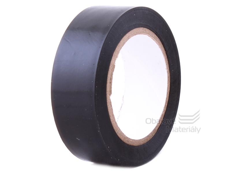 EMOS Izolační páska PVC 19/10 černá
