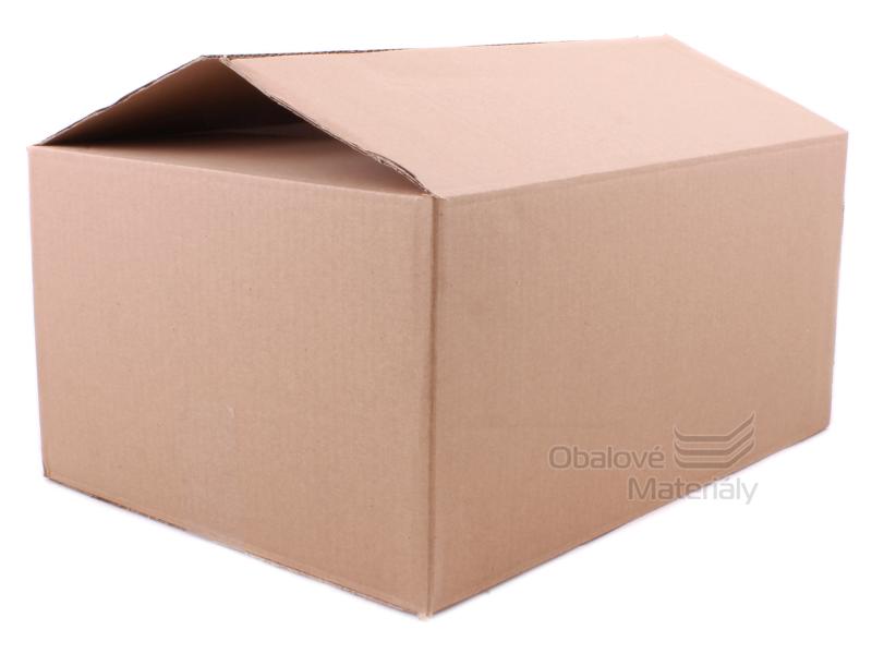 Kartonová krabice 430*310*200 mm formát A3