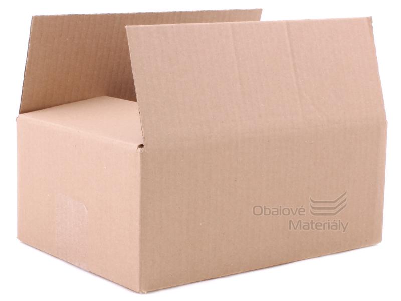 Kartonová krabice 255*180*105 mm, 3-vrstvá