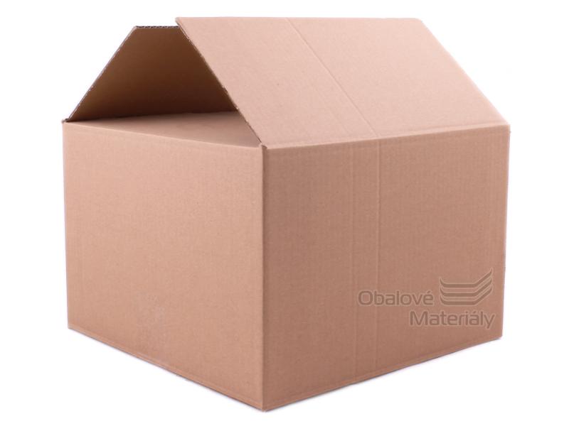 Kartonová krabice 300*300*200 mm, 3-vrstvá