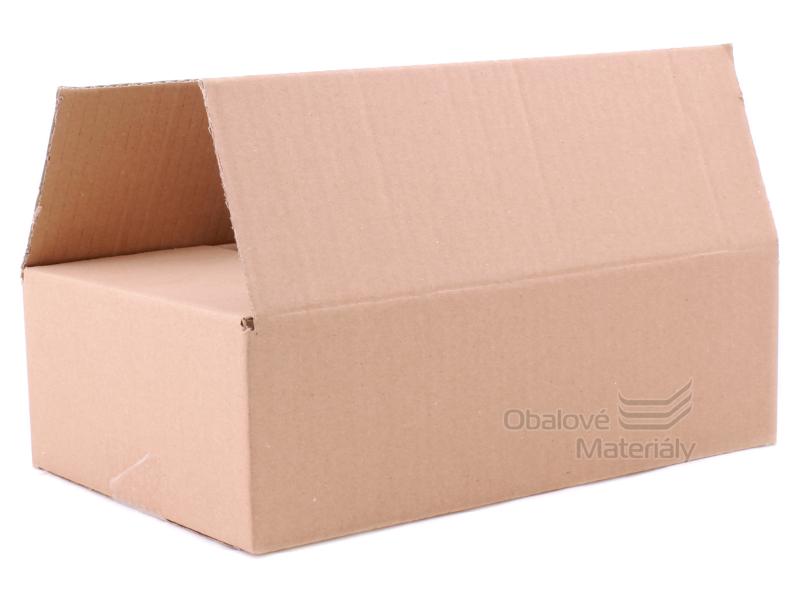 Kartonová krabice 300*200*100 mm, 3-vrstvá