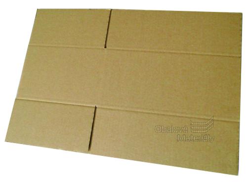 Kartonová krabice 310*220*150 mm, 3-vrstvá