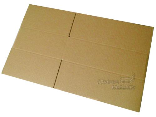 Poštovní krabice 330*240*100 mm formát A4, 3-vrstvá