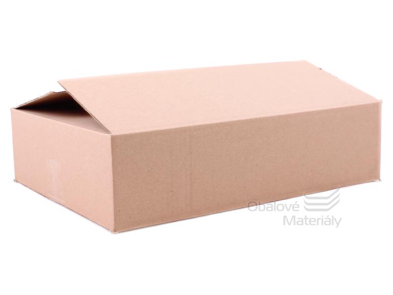 Kartonová krabice 400*300*100 mm, 3-vrstvá