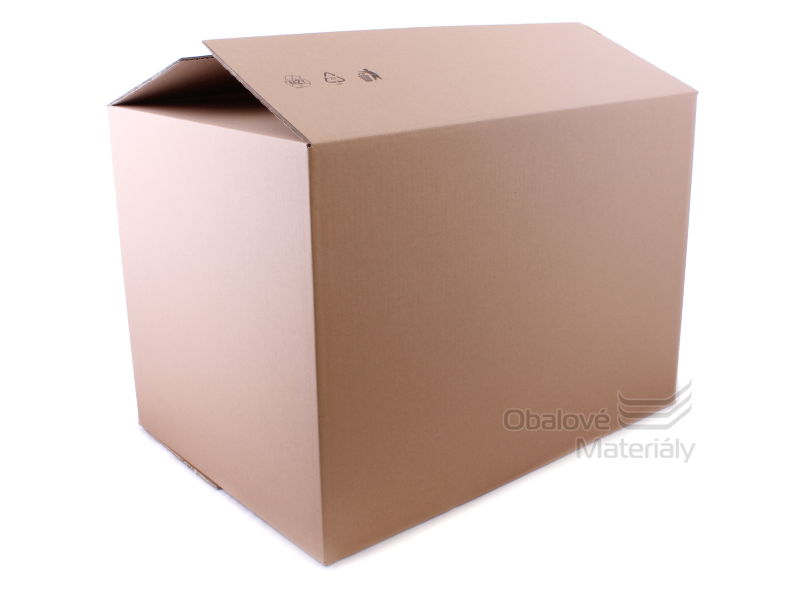 Kartonová krabice 700*500*500 mm, 5-vrstvá