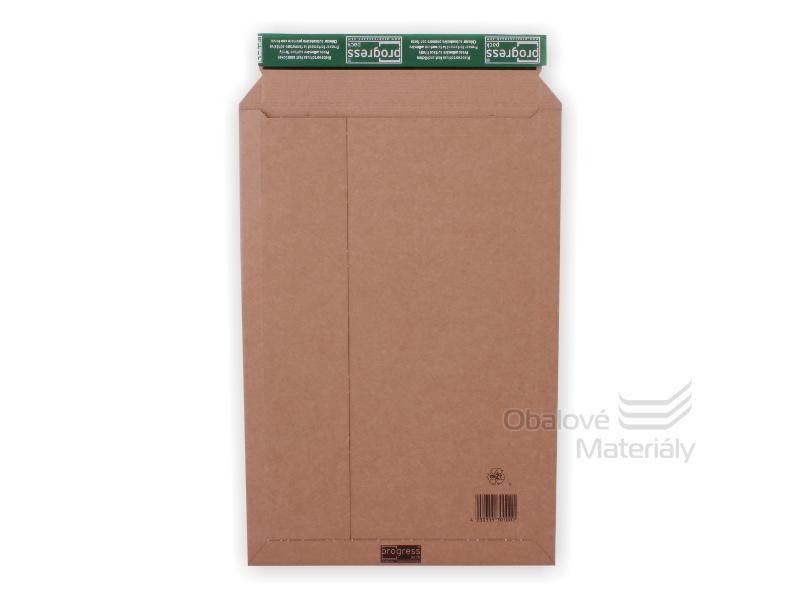 Zásilková obálka PROGRESS PACK - A3, 335*500 mm s lepící klopou