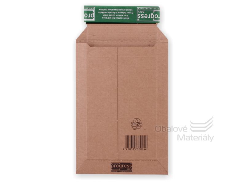 Zásilková obálka PROGRESS PACK - A5, 187*272 mm s lepící klopou