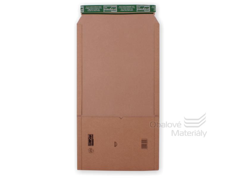 Zásilkový obal univerzální PROGRESS PACK - C4, 328*255 mm s lepící klopou