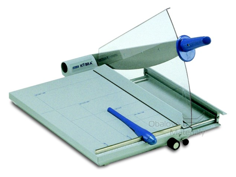 Řezačka papíru A3 páková (profi) - KOBRA 460 AP
