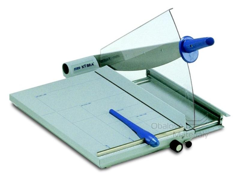 Řezačka papíru A3+ páková (profi) - KOBRA 550 AP