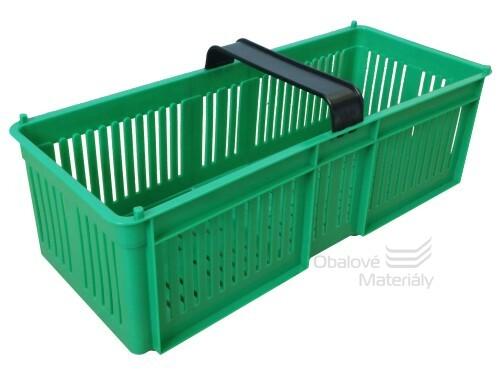 Košík na jahody a lesní plody, 38*16*15 cm