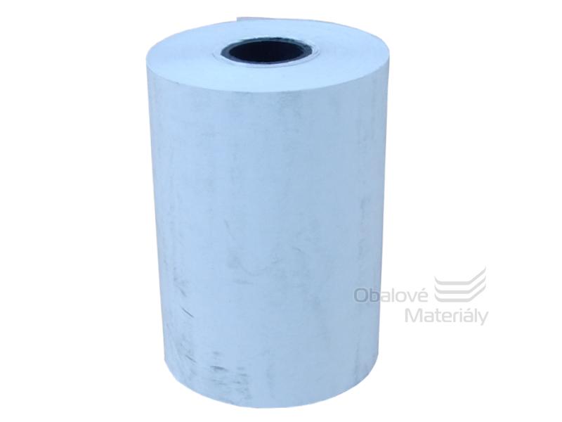Pokladní termo kotouček pro EET tiskárny -  57/40/12mm - 18m