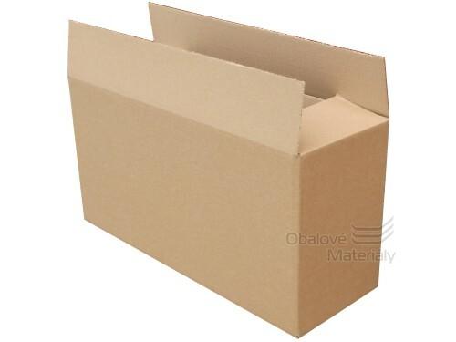 Kartonová krabice, 3VL, 530*200*280 mm