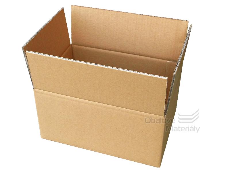 Kartonová krabice 310*220*150 mm, 5-vrstvá