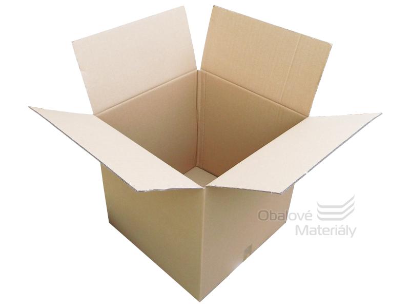 Stěhovací krabice 500*500*530 mm, 5vrstvá