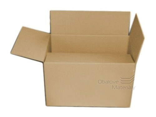 Kartonová krabice 430*310*200 mm formát A3 - 5 vrstvá