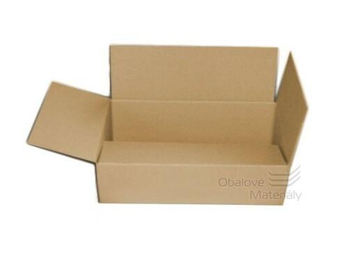 Papírová krabice na notebook 500*300*100 mm, 5-vrstvá