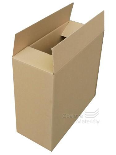Kartonová krabice na počítač 520*220*450 mm, 5-vrstvá