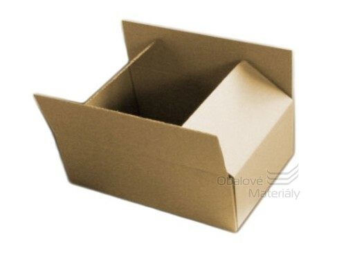 Kartonová krabice 600*400*200 mm, 3-vrstvá