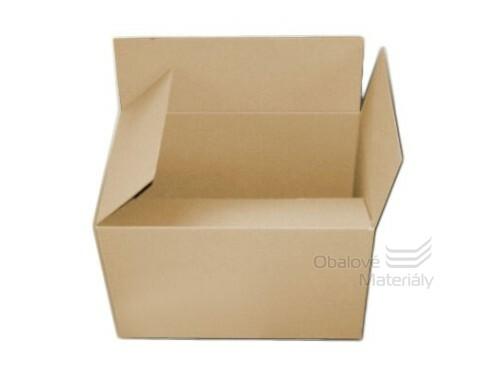 Kartonová krabice 600*400*300 mm, 3-vrstvá