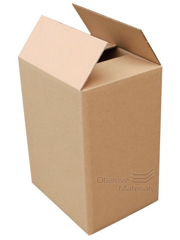Kartonová krabice 235*185*305 mm, 3-vrstvá