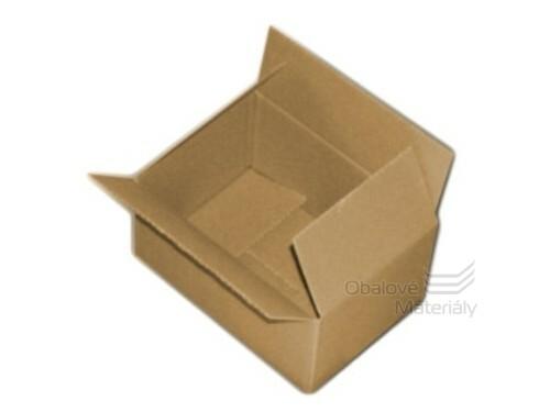 Papírová krabička 200*200*150 mm, 3-vrstvá
