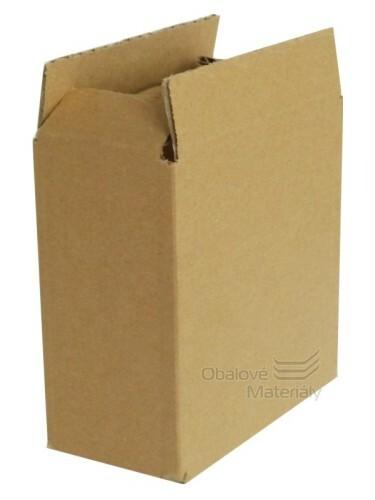 Papírové krabičky 12 x 6 x 12 cm