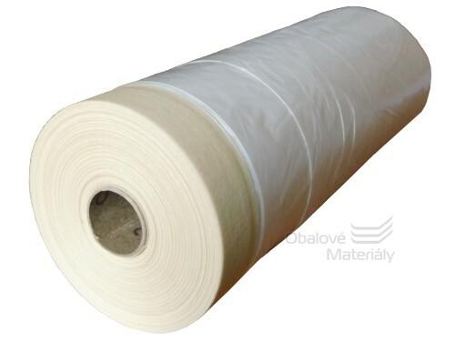 Krycí fólie s lepící páskou 240 cm * 16 m