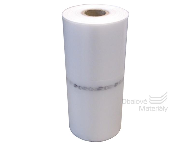 LDPE hadice 500 mm, 50 my, čirá, role cca 16 kg