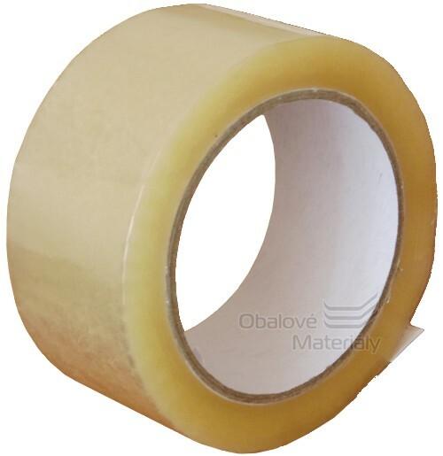 Balící lepící páska 50 mm*100 m transparentní